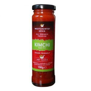 Westcountry Kimchi Hot Sauce (Organic) ~ 156g