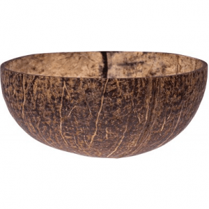 NIULIFE Coconut Shell Bowl Natural