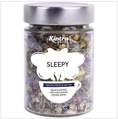 Kintra Foods Loose Leaf Tea - Sleepy (40g)