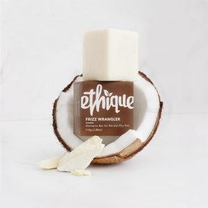 Ethique Shampoo Bar Frizz Wrangler - Dry Or Frizzy Hair