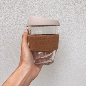 The Eco Warrior Cork Cup - 12 oz