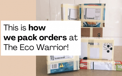 What Happens When You Place an Order with The Eco Warrior