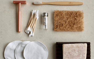 How sustainable switches IN THE BATHROOM can help you SAVE money!